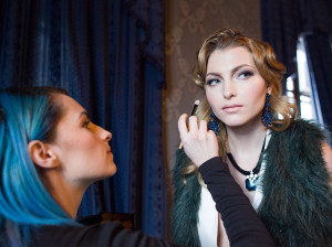 Backstage: Vestige of Jasmine Noir