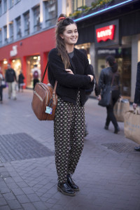 On the street… Carnaby street; London
