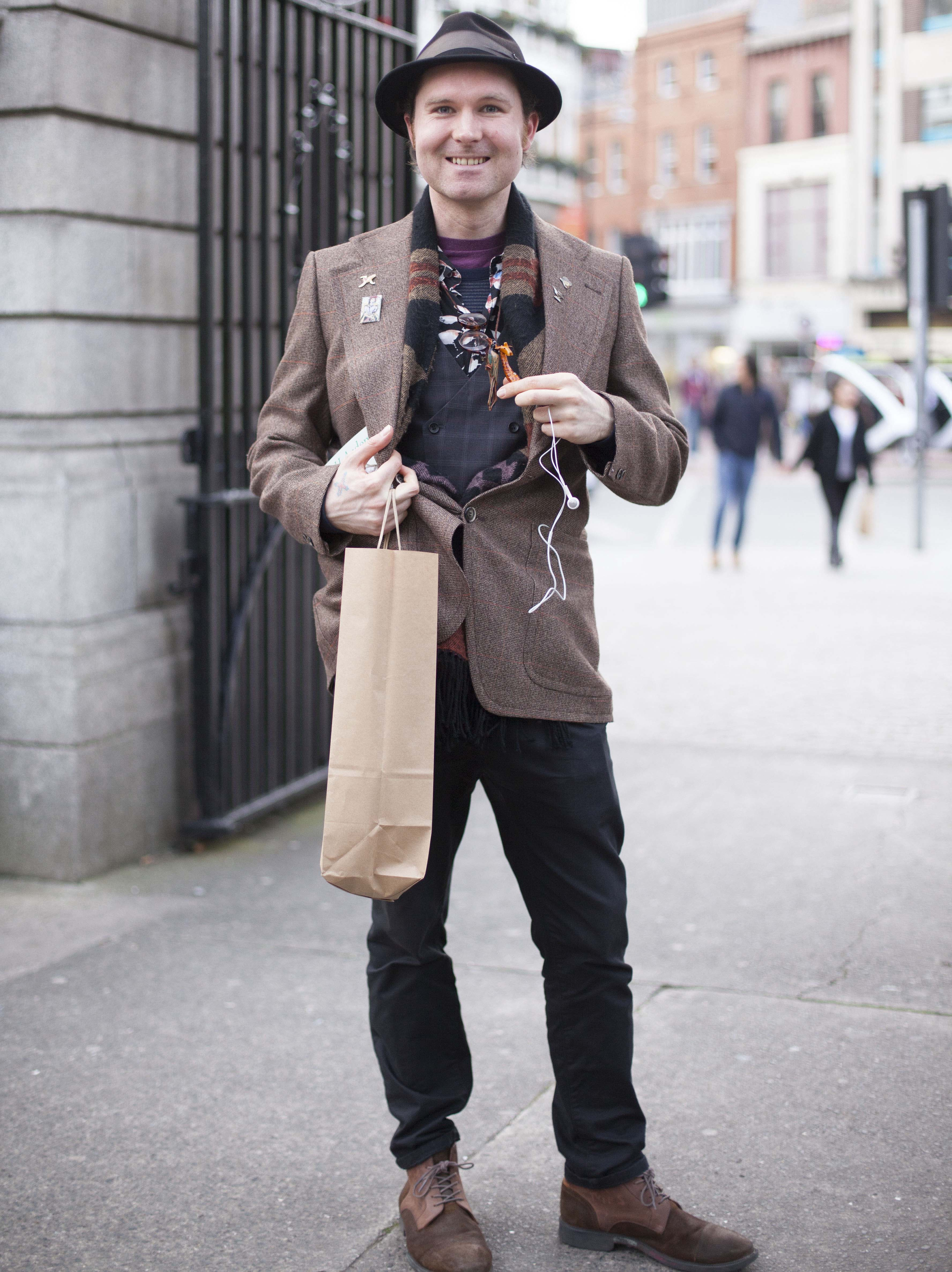 On the street: Dublin